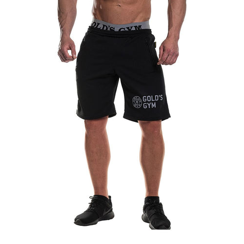 Gold's Gym Zip Pocket Mesh Shorts