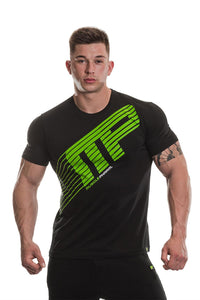 MusclePharm Crew Neck Sportline Tee