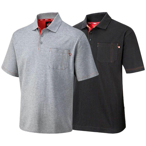 Lee Cooper Pique Polo Shirt