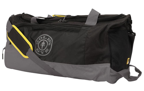 Gold's Gym Contrast Holdall Bag