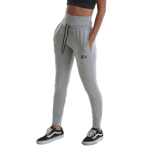 RIPT High Waist Cuffed Joggers