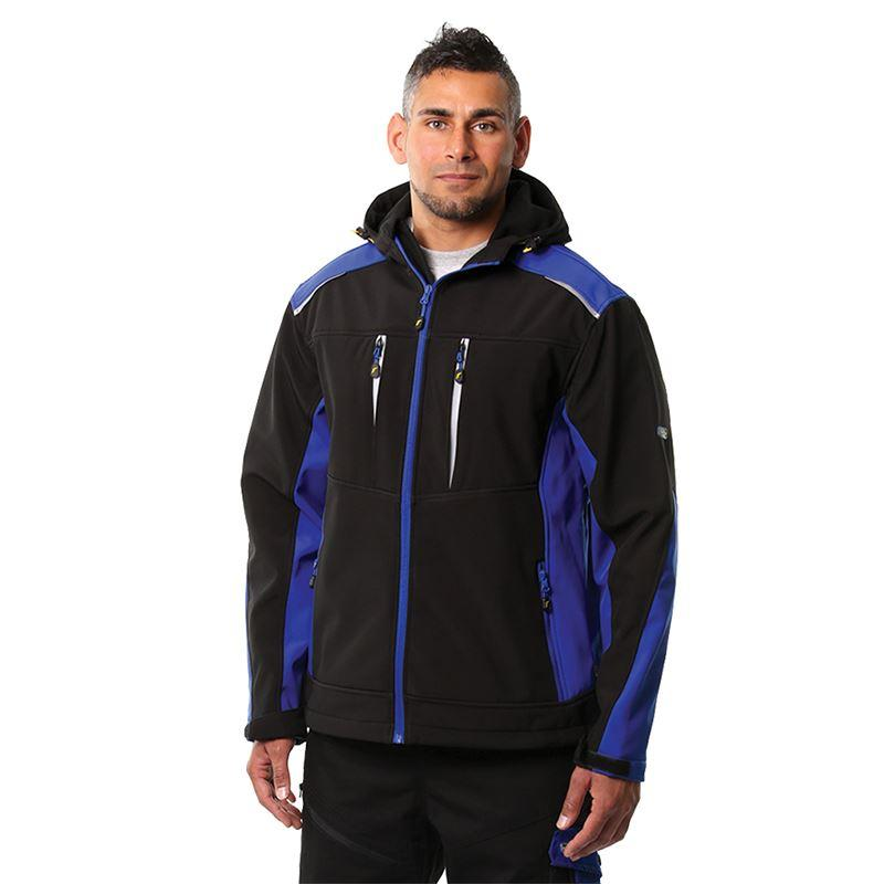 Goodyear Waterproof Windproof Softshell Jacket