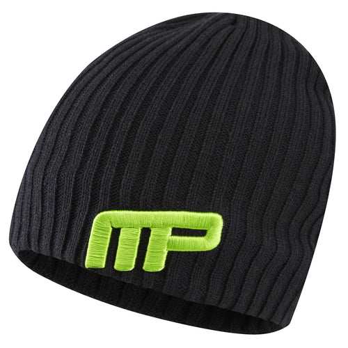MusclePharm Knit Logo Beanie