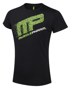MusclePharm Short Sleeve Pixel Rashguard