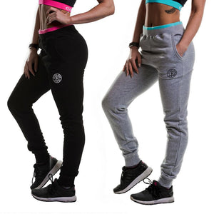 Gold's Gym Ladies Contrast Tapered Joggers