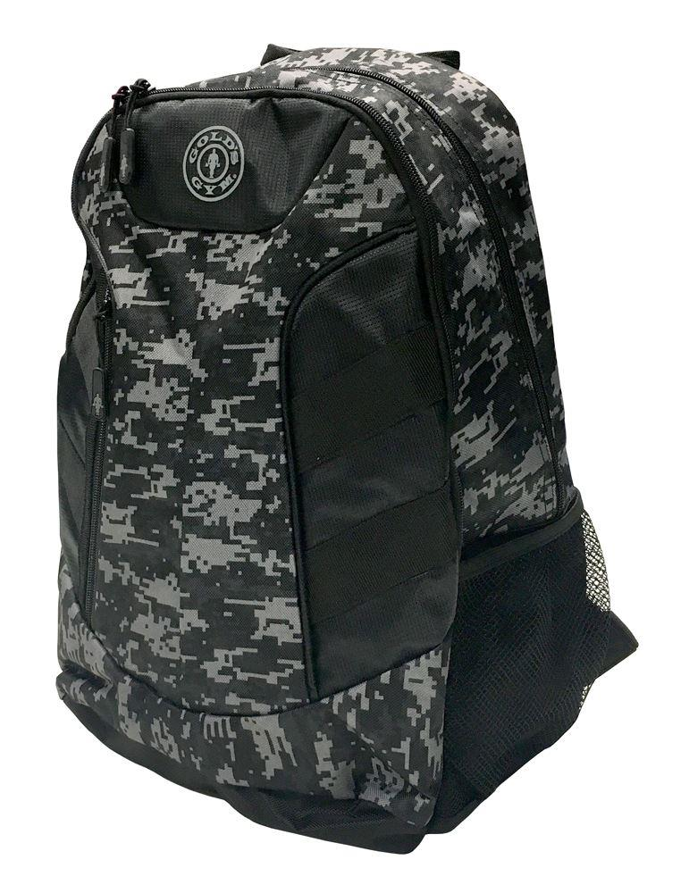 Gold's Gym Camo Backpack