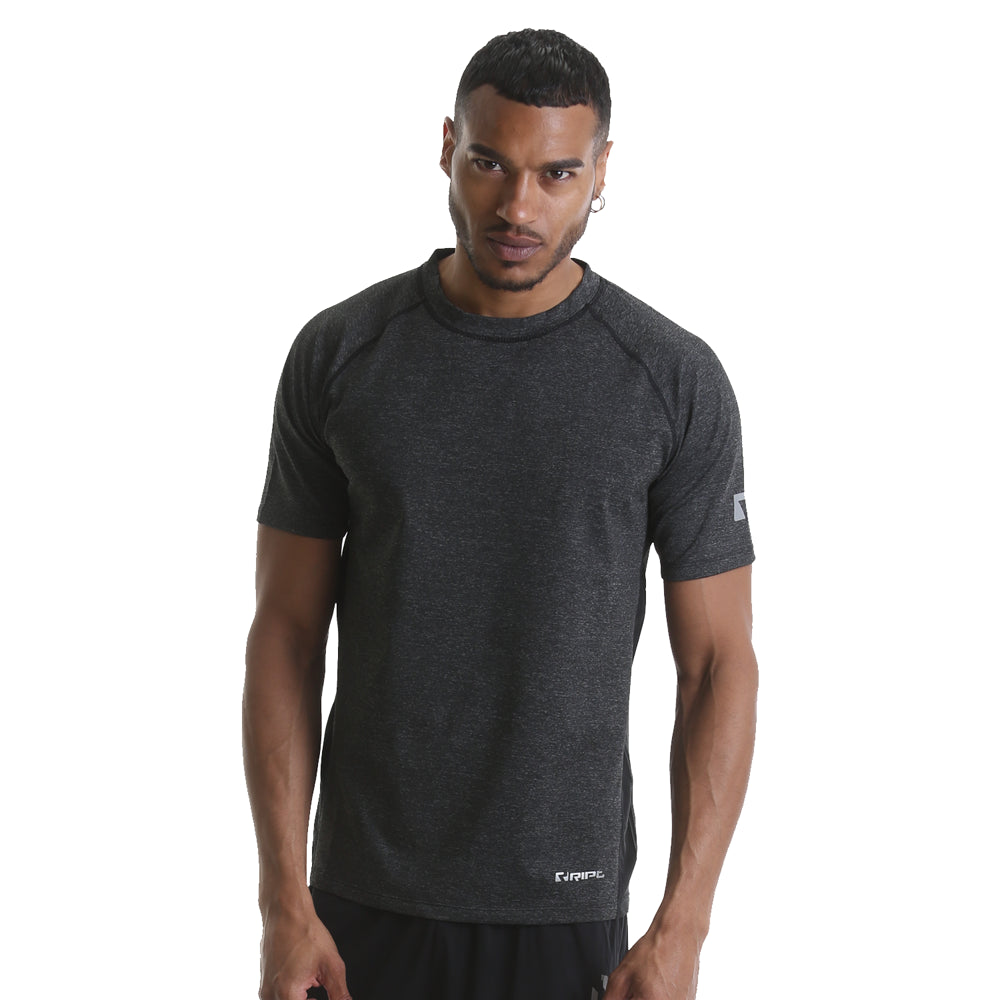 RIPT Performance T-Shirt with Mesh Panelling