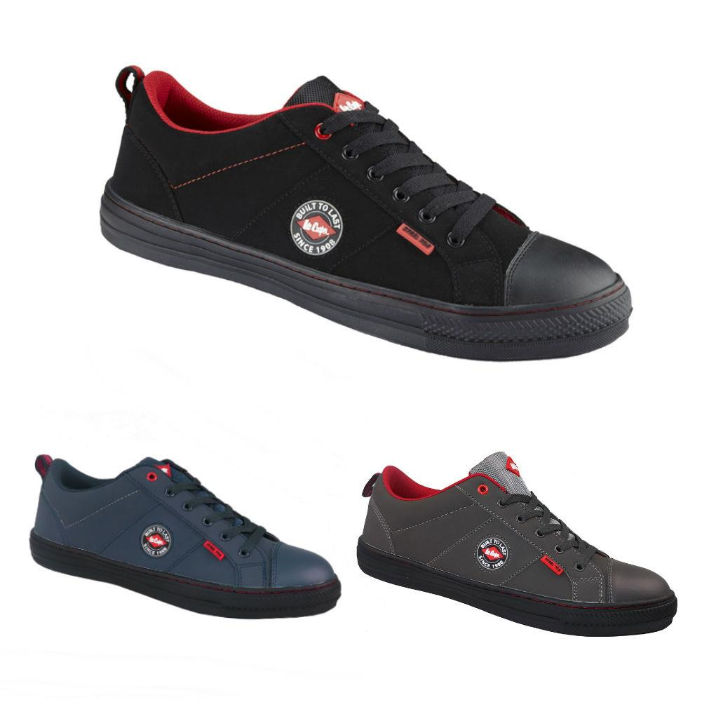 Lee Cooper Workwear Ladies Baseball Safety Shoes