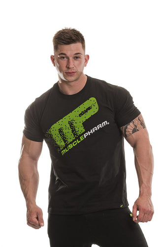 MusclePharm Crew Neck Pixel Tee