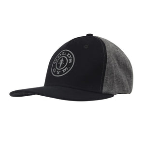 Gold's Gym Contrast Snapback Hat