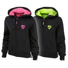 Load image into Gallery viewer, MusclePharm Zip Through Strong Is The New Sexy Hoodie