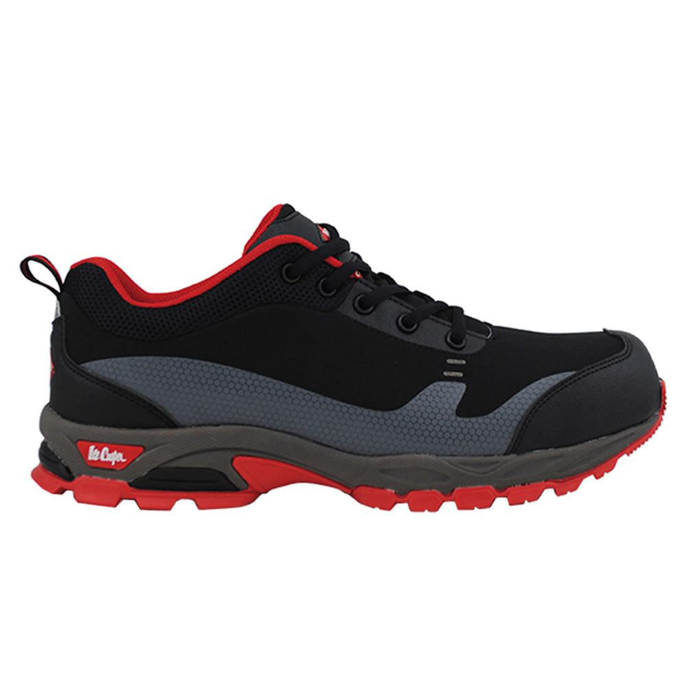 Lee Cooper Workwear Metal Free Lightweight Softshell Shoe