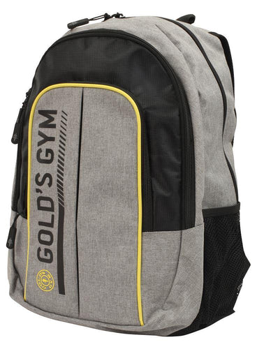 Gold's Gym Contrast Trim Backpack