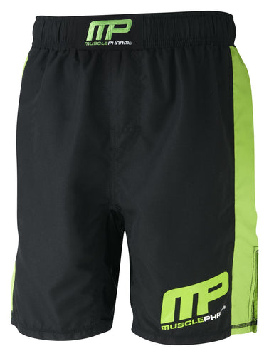 MusclePharm Woven Logo Shorts