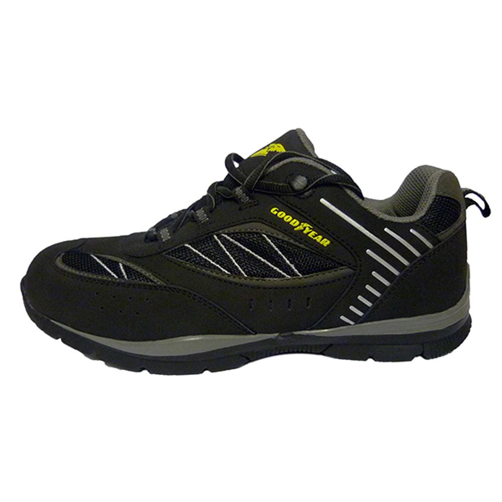Goodyear Ladies Stainless Steel Toe Safety Trainers