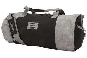 Gold's Gym Contrast Barrel Bag