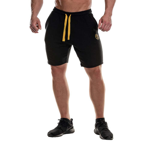 Gold's Gym Logo Premium Shorts