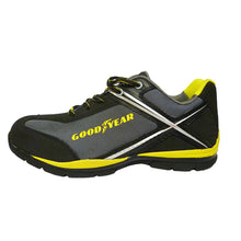 Load image into Gallery viewer, Goodyear Stainless Steel Metal Toe Safety Shoes