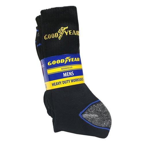 Goodyear Heavy Duty Work Socks