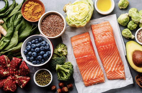 healthy shred foods