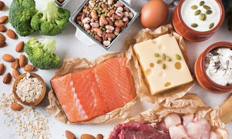 protein to shred weight