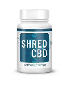 ShredCBD by PFX Labs - 1 Month Fat Shred Supply