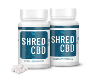 ShredCBD - 2 Month Supply (5% Saving)