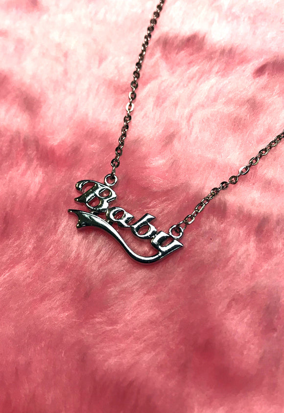 Cute Baby Necklace