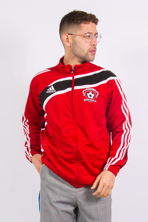 Adidas Soccer Tracksuit Jacket Top