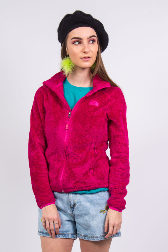The North Face Vintage Pink Fleece