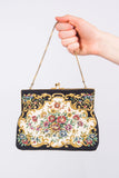Vintage Cute Tapestry Bag