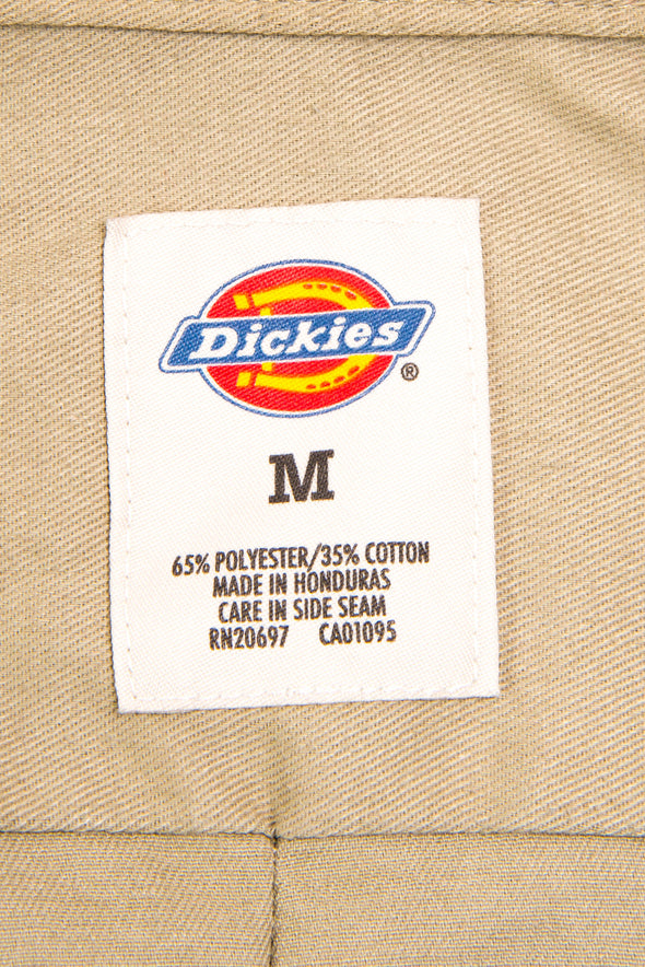 Vintage Beige Dickies Work Shirt