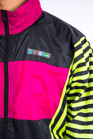90's Adidas Waterproof Rain Jacket