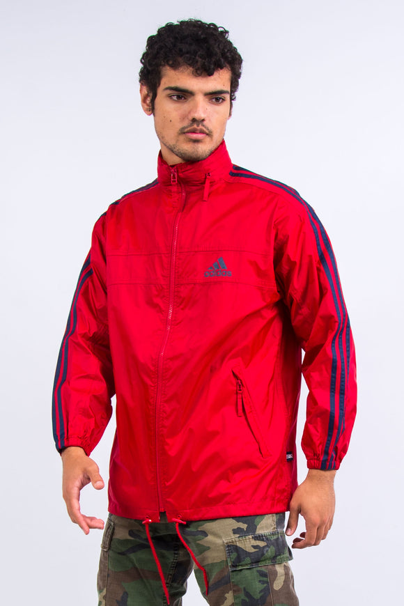 00's Adidas Waterproof Cagoule Jacket