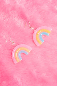 Rainbow Pastel Earrings