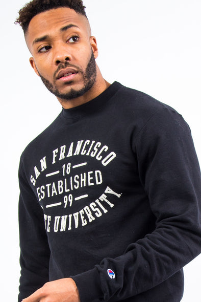 Champion San Francisco State University Sweatshirt