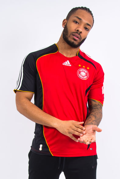 2005 - 2007 Adidas Germany Football Shirt