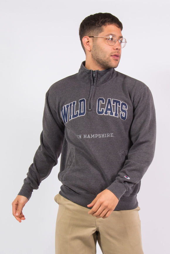 Champion Wildcats 1/4 Zip USA Sweatshirt