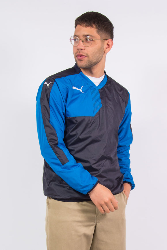 Puma Windbreaker Sports Sweatshirt