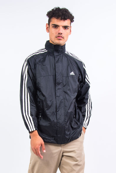 Y2K Adidas Waterproof Rain Jacket