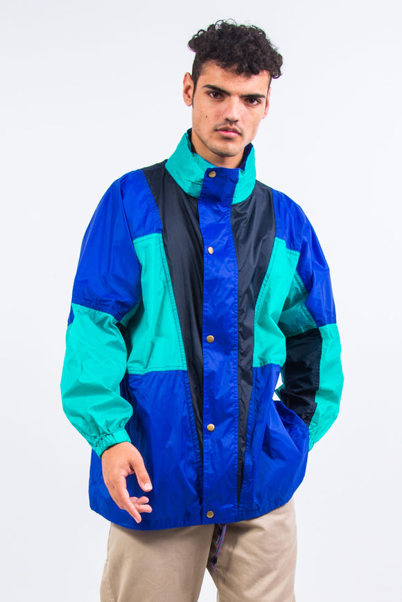 Vintage 90's Waterproof Rain Jacket
