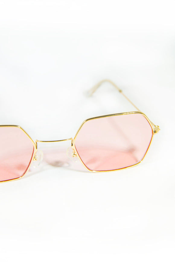 Kelly Sunglasses - Pink