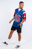 Reebook Montreal Alouettes CFL Jersey