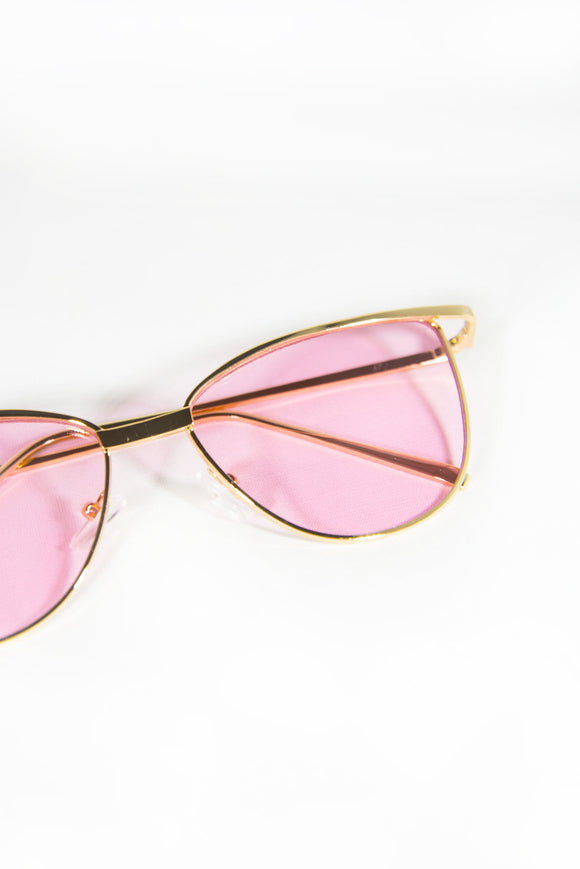 Jane Sunglasses - Pink