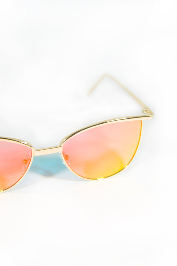 Jane Sunglasses - Two Toned