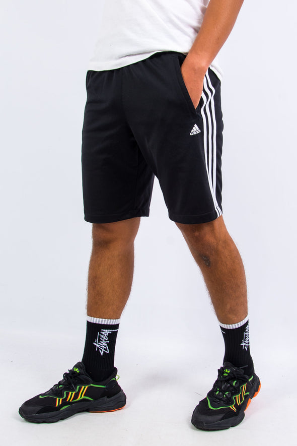 00's Adidas Three Stripe Shorts