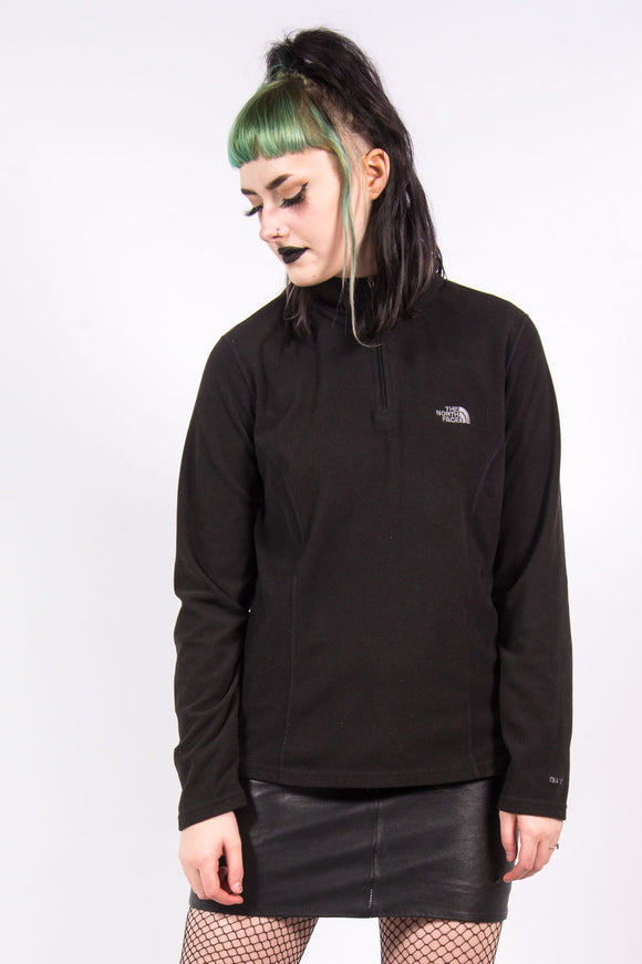 Vintage 90's The North Face 1/4 Zip Fleece