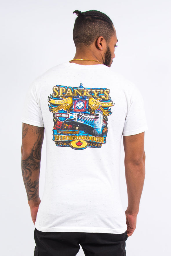 90's Harley Davidson Made In The USA T-Shirt
