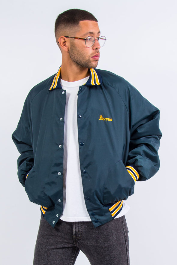 Vintage USA Baseball Jacket