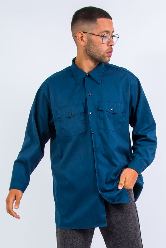 Vintage Dickies Workwear Shirt